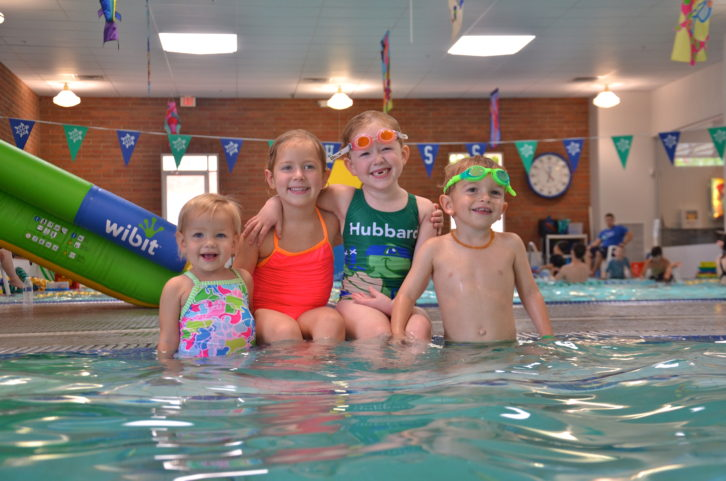Active moms blog az winter indoor swim lessons are for Indoor swimming pools in mesa az