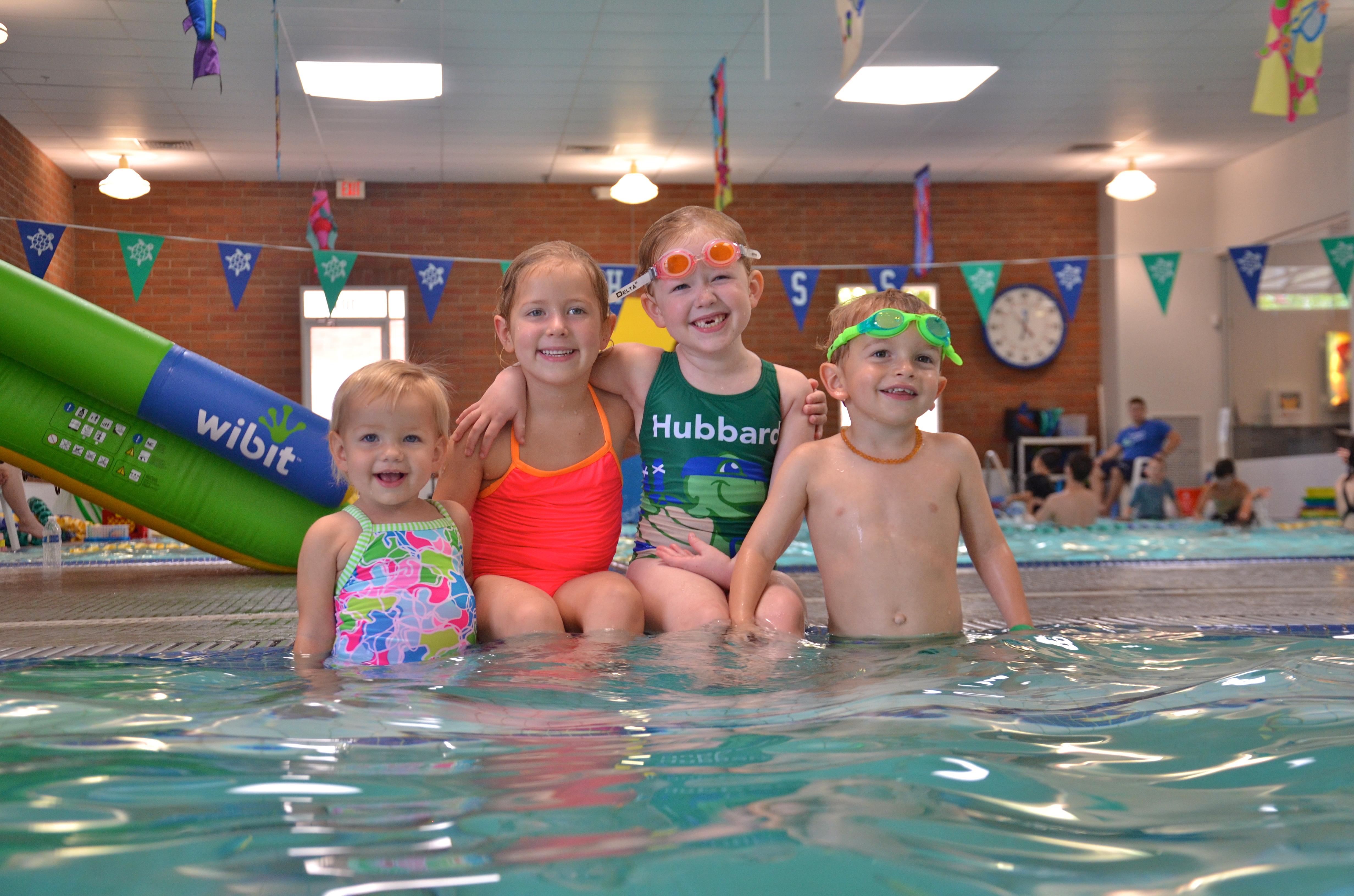Active moms blog az winter indoor swim lessons are for Indoor pool mesa az